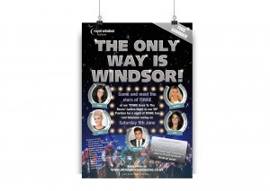 Royal Windsor - TOWIE poster